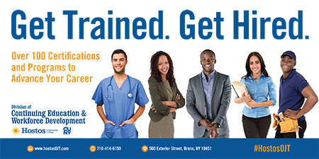 Get Trained. Get Hired. Over 100 Certifications and Programs to Advance Your Career