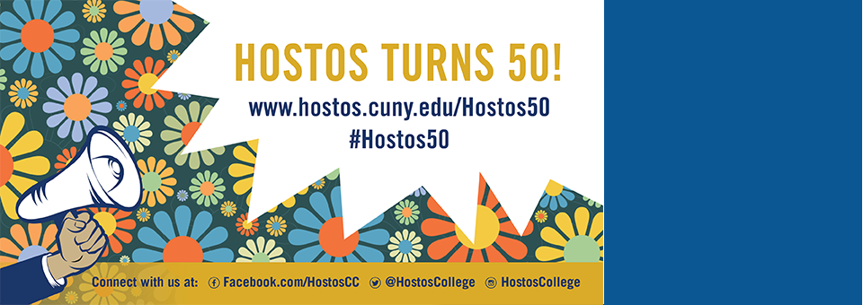 Hostos Turns 50!