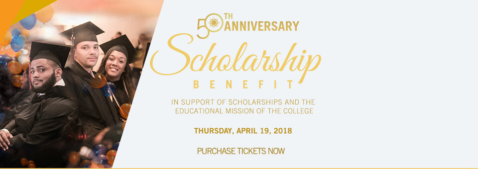 50th Anniversary Scholarship Benefit