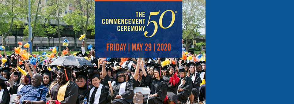 The 50th Commencement Ceremony