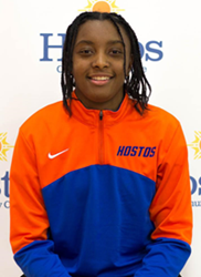 Hostos Basketball player Destini Green