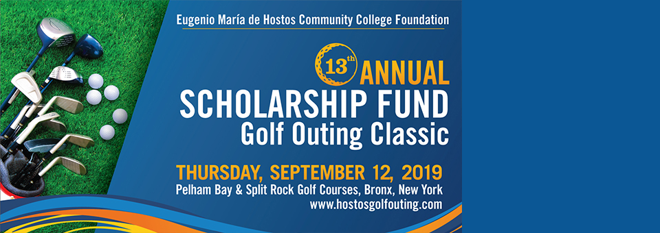 Hostos Community College Foundation Golf Outing 2019