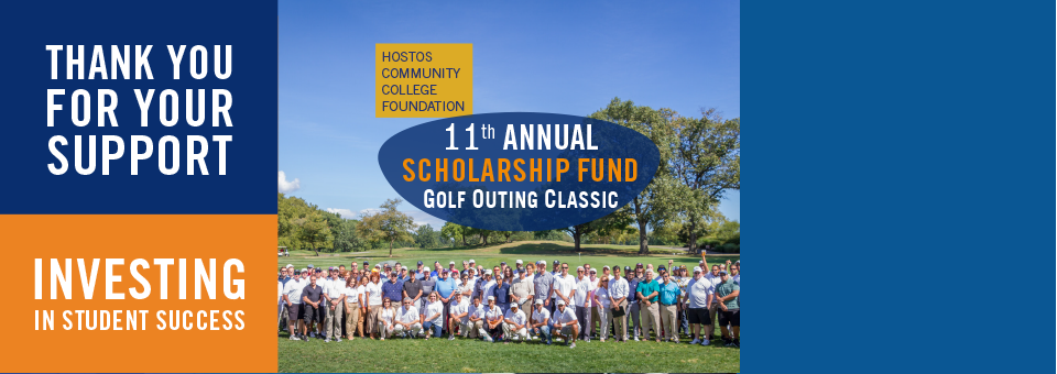 Thank You! 11th Annual Scholarship Fund Golf Outing Classic