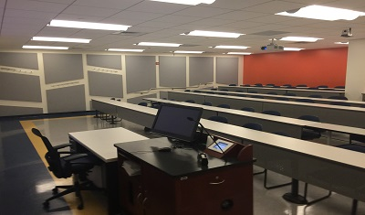 B-501- Lecture Hall