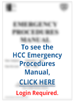 HCC Emergency Procedures Manual