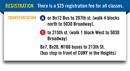 Registrations and Transportation