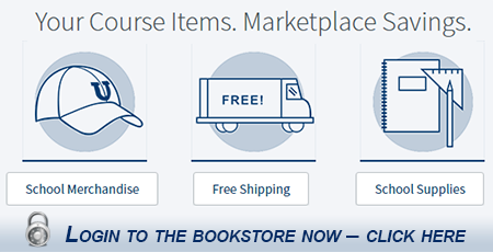 Akademos: Your Course Items. Marketplace Savings. Login to the bookstore now – click here.